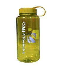 Cliff Climbers Water Bottle Green Tritan