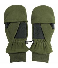 Hand Gloves Fleece Half cut with cover OG
