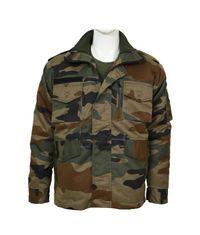 Combat Jacket Indian Army Detachable