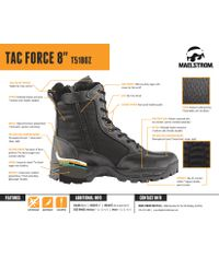 Maelstrom TAC FORCE T5180Z BLACK