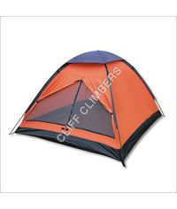 Tent Monodome Orange/Grey