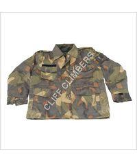 Combat Jacket Smoke Detectable