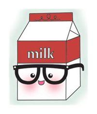 Milk Carton - Mini Stamp