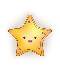 Starfish - Mini Stamp