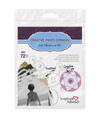""".5"""" Variety Pack Self-Adhesive 72/Pkg"""