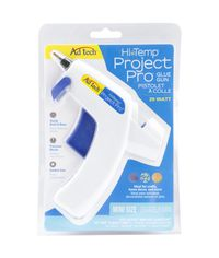White-Project Pro Glue Gun