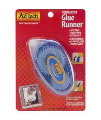 "Permanent Glue Tape Runner - 0.31"" X 8.75yd"