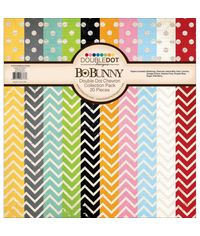 "Chevron - Cardstock Collection Pack 12""X12"""