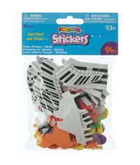 Music - Foam Stickers 91/Pkg