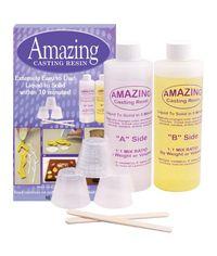 Amazing Casting Resin Kit 16 oz