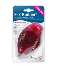 E-Z Runner Dispenser Permanent, 49'