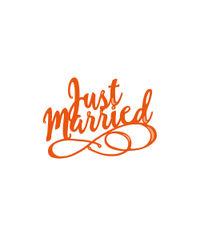 JUST MARRIED - Die