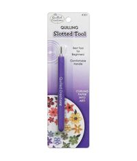 Quilling Slotted Tool