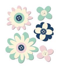 Trend Setter Felt Flowers