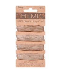 Natural - Hemp Cord 10lb 170'