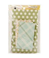 Happy-Go-Lucky Patterned Envelopes 6/Pkg