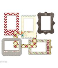 Merry Little Christmas Photo Frames