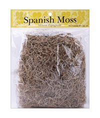 Natural - Spanish Moss 4oz
