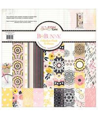"Petal Lane Collection Pack 12""X 12"""