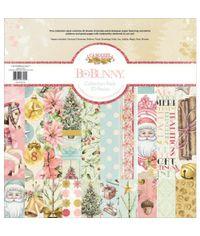 """Carousel Christmas - Paper Pack 12""""x12"""" 20/Pkg"""