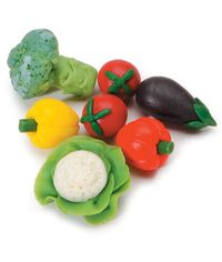 Assorted Vegetables 7/Pkg - Miniature
