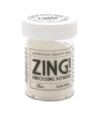 Zing! Clear Embossing Powder