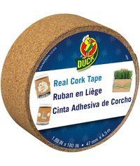 "Natural - Cork Duck Tape 1.88""X15'"