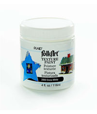 Texture White Paint 4 oz