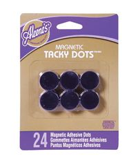 Aleene's Magnetic Tacky Dots .75