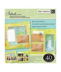Happy Trails 12 x 12 Paper Pad