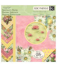 Spring Blossom Specialty 12 x 12 Paper Pad