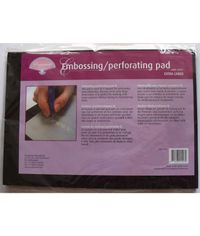Extra Large Perforating / Embossing Pad