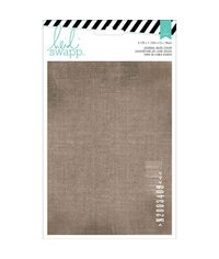Wanderlust Book Cover - Printed Cotton