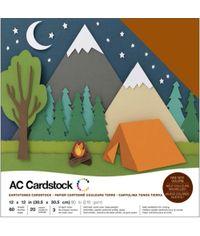 "Earthtones - 12""X12"" Cardstock Pack"