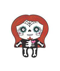 Sugar Skull - Mini Stamp