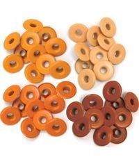 Orange - Eyelets