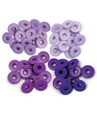 Purple - Eyelets