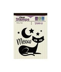 Kitty Cat - Mini Stamp