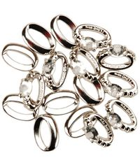 Wedding Rings - Dress It Up Button Embellishments