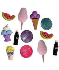 Snack Attack - Embellishments