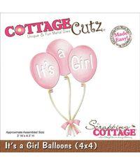 It's A Girl Balloons