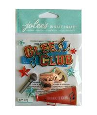 Glee Club Sticker