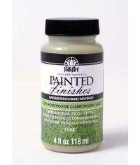 Light Moss 4 oz - Folkart Painted Finishes