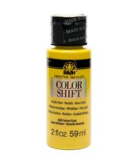 Yellow Flash - Color Shift Acrylic Paint 2oz.