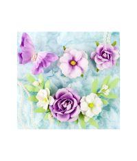 Delfina Paper Butterfly & Flower Mix
