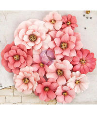 """Mayfair Paper Flower 1"""" To 2.75"""""""