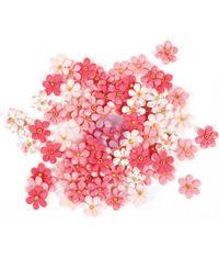 Pink Crush - Traveler's Journal Flowers