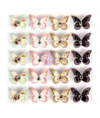Celestial - Dimensional Butterflies W/Gems