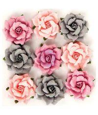 Thassos - Rose Quartz Flowers