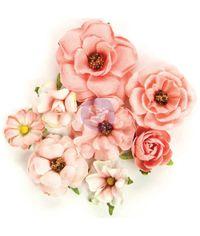 Rosa Verona - Rose Quartz Flowers